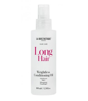 Long Hair Weightless Conditioning Oil